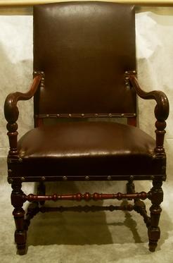 Кресло-сер 19 века